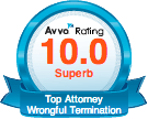 Zuckerman Law Avvo Rating