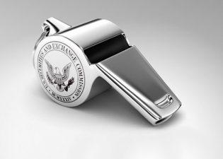 SEC whistleblower award
