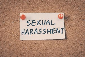 sexual harassment; hostile work environment; employment discrimination