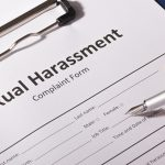 sex harassment complaint form