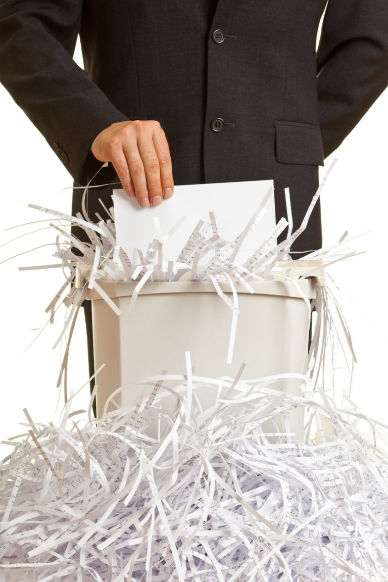 Image of Shredding the documents? Evidence preservation issues highlighted in employment discrimination case