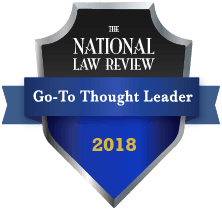 "Image of Zuckerman Law/Glass Ceiling Discrimination Blog Receive ""Go-To Thought Leadership Award"" from National Law Review"