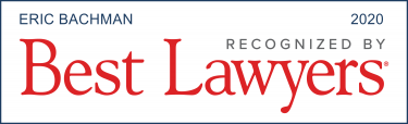 "Image of Eric Bachman named to ""Top Lawyers in America"" list by Best Lawyers"