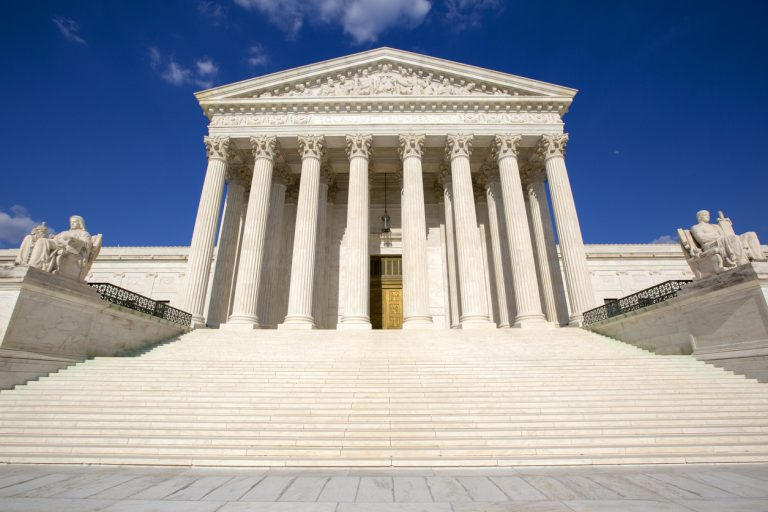 "Image of Supreme Court will not disturb ruling that a false rumor about ""sleeping your way to a promotion"" can be a hostile work environment"