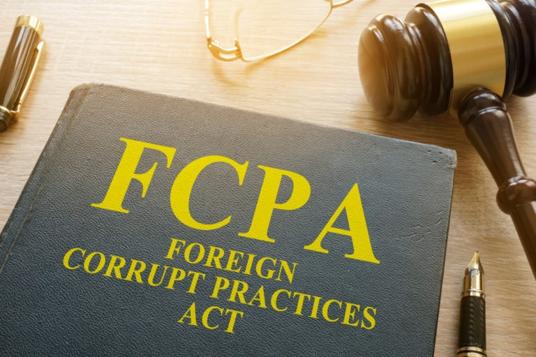 Image of Are disclosures or complaints about the books and records provisions of the FCPA protected under SOX?