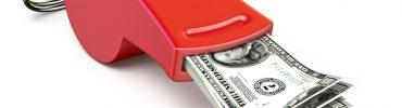 Monetary Rewards for Whistleblowing