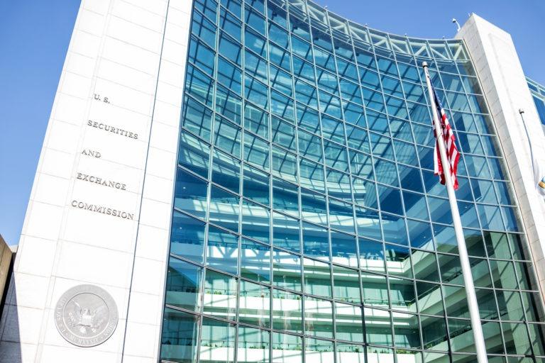 Image of SEC Whistleblower Process