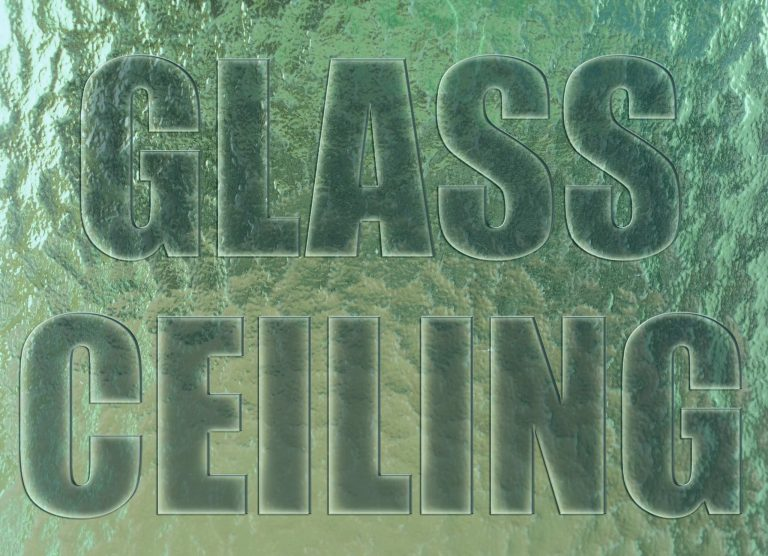 Image of What are common signs of a glass ceiling within a company?