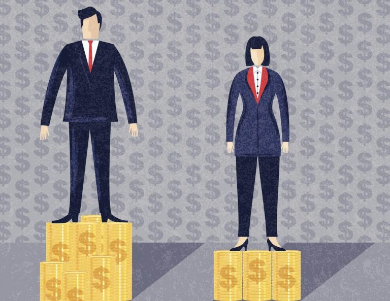 Image of What is the equal pay gap?