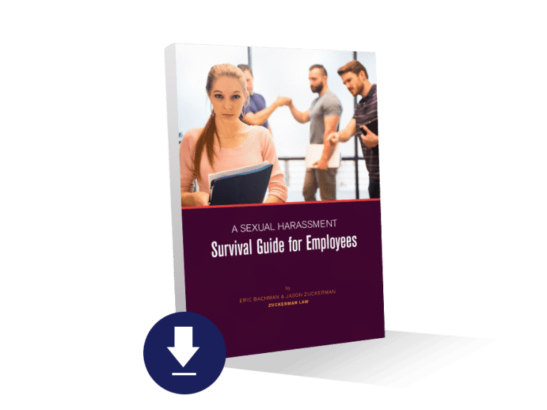 Anti sexual harassment act pdf guide