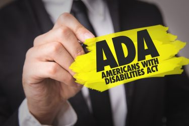 "Image of ADA ""perceived as disabled"" employment lawsuits in the age of COVID-19"