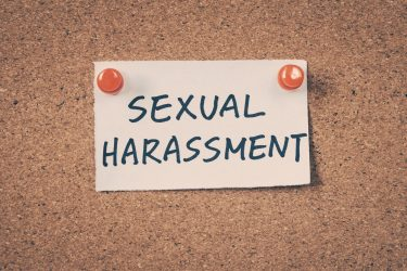 Image of What are the different ways to report or complain about sexual harassment at work?