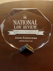 "Image of Whistleblower Law Firm Receives ""Go-To Thought Leadership Award"" from National Law Review"
